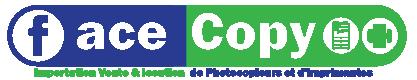 FACECOPY Photocopieur imprimante konica minolta toner Maroc